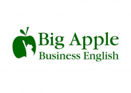 Big Apple Business English Logo