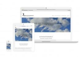 Homepage optimiert für alle mobilen Endgeräte