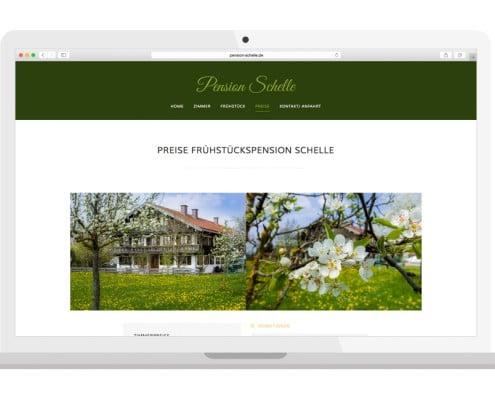 Homepage Preise | PENSION SCHELLE