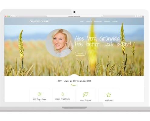 Gesundheit Grünwald Homepage