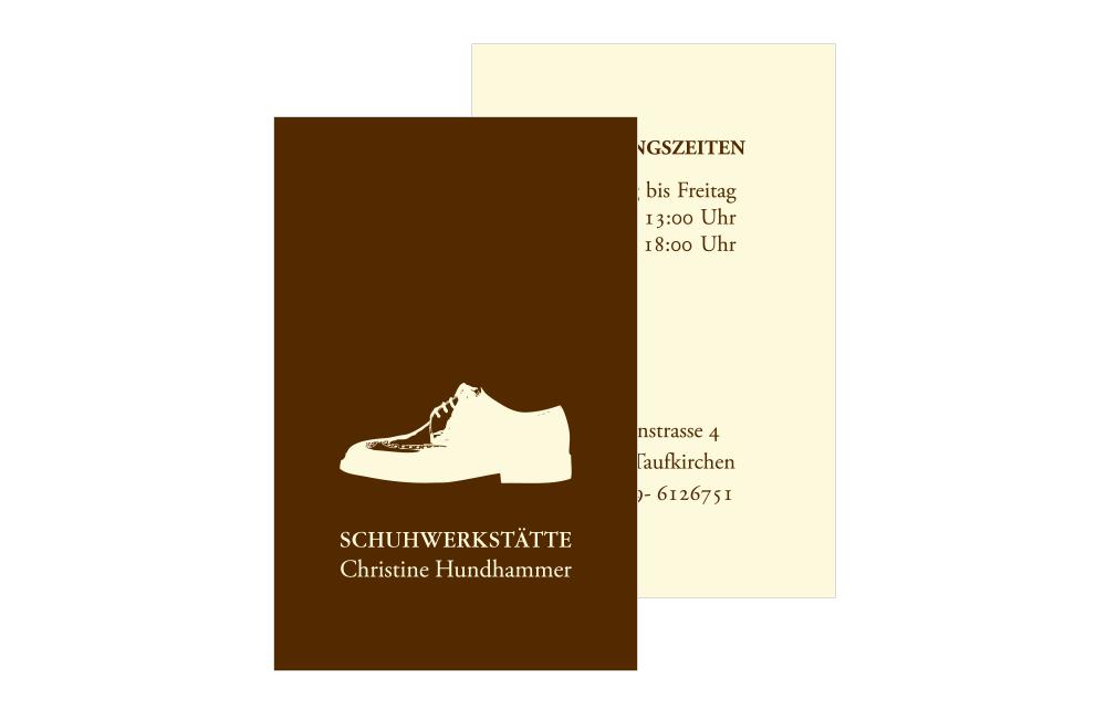 Visitenkarte | Christine Hundhammer ©