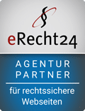 Agenturpartner eRecht24 | DSGVO konforme Homepages