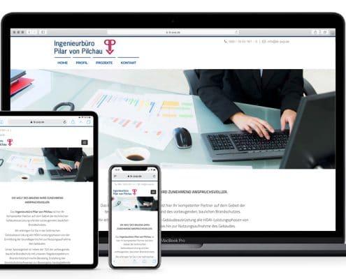 Ingenieurbüro Pilar von Pilchau - Homepage